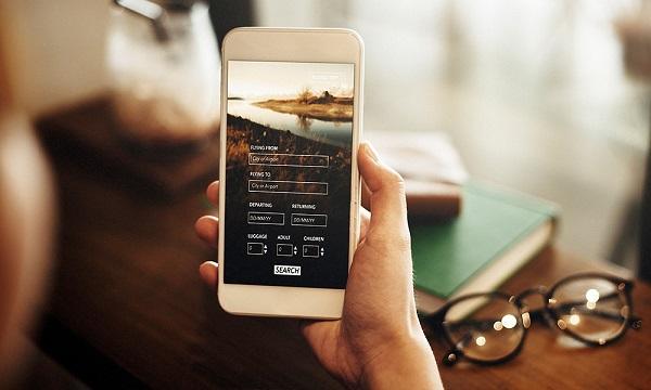 збільшення прямих замовлень через мобільні пристрої